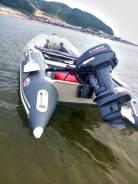 Продаю Лодку Badger 330 + мотор Yamaha 9.9