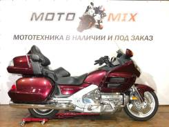 Honda GL 1800 Gold Wing, 2006