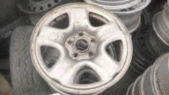 Диск 16Х6,5J на Toyota Rav4 пять дырок