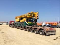 Услуги низкорамного трала до 60 тонн