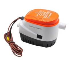 Насос погружной осушительный автоматический 750GPH, Seaflo 12В SFBP1-G750-06 /SFBP2-G750-06