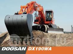 Doosan DX190 WA, 2019