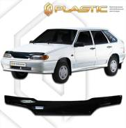 Дефлектор капота ВАЗ Lada 2114 хэтчбэк 2001-2013 (Мухобойка)