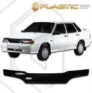 Дефлектор капота ВАЗ Lada 2115 1997-2015 (Мухобойка)