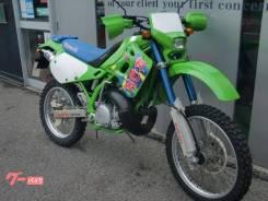 Kawasaki KDX250SR, 1995