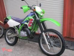 Kawasaki KDX 220SR, 1998