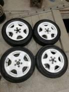"Комплект лето 185/60R15 на литых дисках 5х100 Subaru. 6.0x15"" 5x100.00 ET55 ЦО 56,1мм."