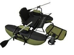 Надувной рыболовный катамаран Wistar-011