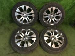 "Комплект колес Subaru GOOD YEAR LS2000 215/55R17. 7.0x17"" 5x100.00 ET48 ЦО 56,1мм."