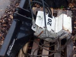 Гидробур на мини погрузчик