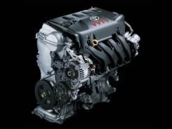 Двигатель в сборе. Toyota: Premio, Ractis, Platz, Allion, WiLL VS, Allex, Sienta, Corolla Axio, Porte, Echo, Corolla, Funcargo, Yaris, Auris, Spade, C...