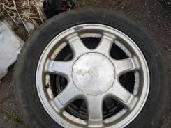 """Goform W705 225/55 R16 на дисках Toyota. 7.5x16"""" 5x114.30 ET50"""