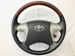 Руль. Toyota: Premio, Allion, Mark X Zio, Blade, Voxy, Corolla Axio, Camry, Estima Hybrid, Noah, Corolla Fielder, Corolla, Highlander, Estima, Kluger...