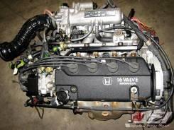Двигатель в сборе. Honda: Civic Shuttle, Concerto, Civic, CR-X, Domani, Civic Ferio, Integra D16A6, D16Z2, ZC, B16A, B16A1, B16A2, B16A3, B16A4, B16A5...