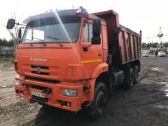 КамАЗ 6522, 2015