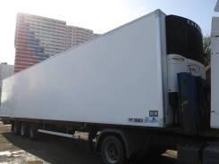 Samro. Фургон изотермический с установкой Carrier Vector 1850 mt, 2007
