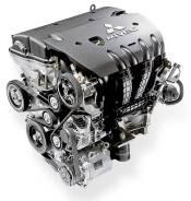 Двигатель в сборе. Mitsubishi RVR, GA3W, GA4W Mitsubishi ASX, GA3W Mitsubishi Galant Fortis, CY6A, CX6A, CX3A, CY3A 4B10, 4J10
