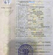 Продается ПТС на Huyndai GOLD грузовой-тягач седельный 2004г