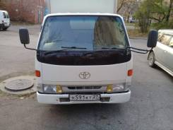 Toyota ToyoAce. Продаётся грузовик toyota toyoace в Хабаровске, 3 000куб. см., 1 250кг., 4x2