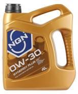 NGN Synergy Plus. 0W-30, синтетическое, 4,00л.