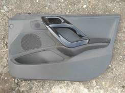 Обивка двери передней правой Peugeot 208