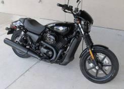 Harley-Davidson Street 750 XG750, 2015