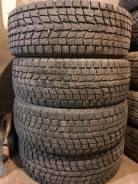 Dunlop Grandtrek SJ6. Зимние, без шипов, 2017 год, 5%