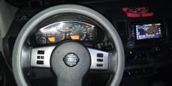 Активация круиз-контроля Nissan X-Terra N50