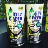 Присадка в масло Moly Green Ultracoat 300 мл Япония