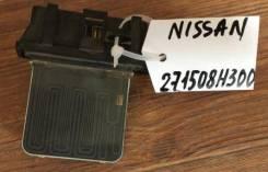Резистор отопителя NISSAN BLUEBIRD SYLPHY 2002