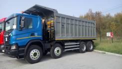 Углевоз Scania, 2019