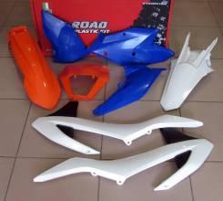 Комплект пластика R-Tech KTM EXC-EXCF 17-18 OEM Six Days R-KITKTM-OEM-527