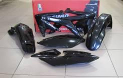Комплект пластика R-Tech Honda CRF450X 05-07 (R-KITCRX-NR0-414) черный