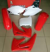 Комплект пластика R-Tech HondacCRF450 02-03 Original R-KITCRF-OEM-504