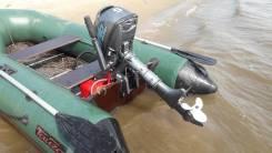 Лодка с мотором 5сил