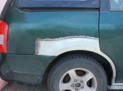Арка колеса. Mazda MPV