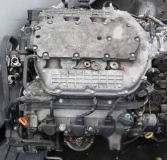 Двигатель в сборе. Honda: Inspire, Lagreat, Shuttle, Freed Hybrid, Integra SJ, S2000, Life Dunk, Rafaga, N-ONE, Life, Jade, Prelude, Saber, S600, Inte...