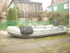Продам лодку надувную пластиковую