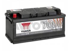 Аккумулятор YBX 1019 90 a/ч 800a (353х175х190)