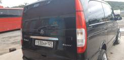 Mercedes-Benz виано, 2008