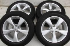 "Колёса с шинами =Lexus RX / Toyota Rav 4= R18! 2018 год! (№ 96526). 7.5x18"" 5x114.30 ET35 ЦО 60,1мм."