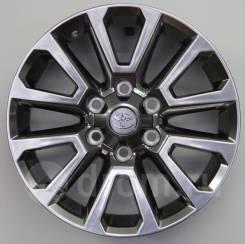 Новые диски На Toyota Land Cruiser Prado Lexus Графит R17