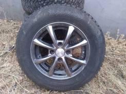 """Продам колёса зимние шипованные 175/70R13. 5.5x13"""" 4x100.00 ET35 ЦО 67,1мм."""
