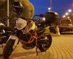 KTM 690 Duke, 2012