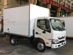 Hino 300. Изотермический фургон HINO 300 3,5т (категория В), 1 500кг., 4x2. Под заказ