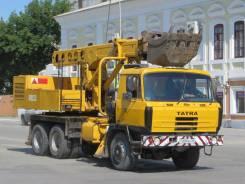 Запчасти Tatra UDS 114 (ковши, печка, цилиндр)