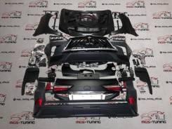Обвес рестайлинг + Superior Lexus LX 2007-2015