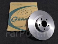 Диск тормозной G-brake Forester SF/SG/SH/SJ Impreza GF-GG GR02828