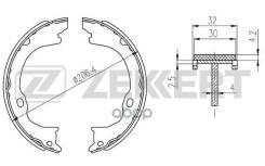 Колодки Торм. Бараб. Зад Dodge Nitro 07- Jeep Cherokee Iii 01- Wrangler (Jk Yj Sj) 86- Zekkert арт. bk-4162