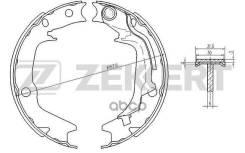 Колодки Торм. Бараб. Зад Hyundai Getz (Tb) 02- Sonata Iii-Vi 98- Xg 98- Kia Magentis 00- Zekkert арт. bk-4442